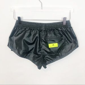 Adidas x Stella Mccartney Black Running Shorts XS